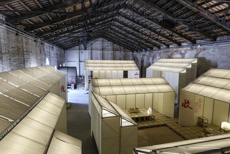 Pabellón de China. Imagen © Andrea Avezzù, Cortesía de la Biennale di Venezia