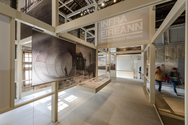 Pabellón de Irlanda. Imagen © Andrea Avezzù, Cortesía de la Biennale di Venezia