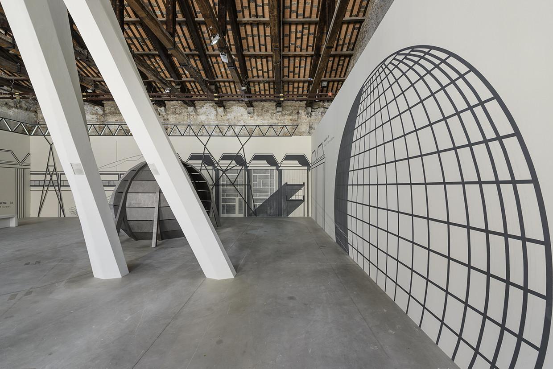 Pabellón de Kuwait. Imagen © Andrea Avezzù, Cortesía de la Biennale di Venezia