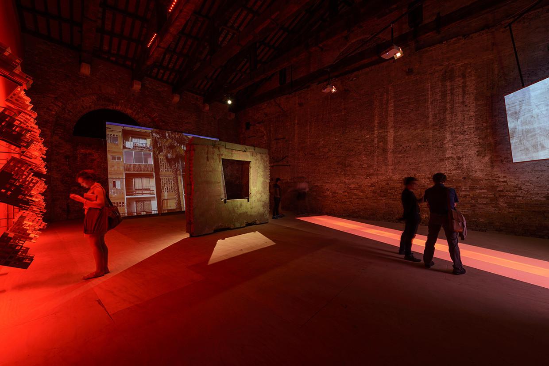 Pabellón de Chile. Imagen © Andrea Avezzù, Cortesía de la Biennale di Venezia