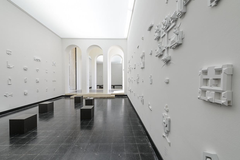 Pabellón de Austria. Imagen © Andrea Avezzù, Cortesía de la Biennale di Venezia