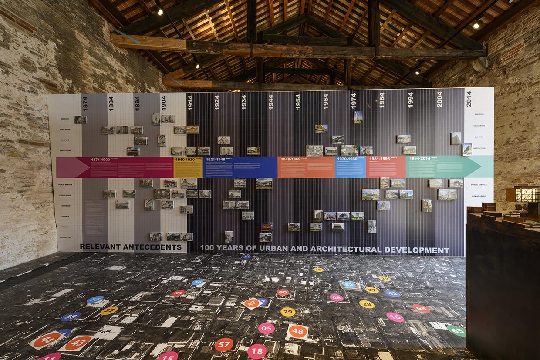 Pabellón de Costa Rica. Imagen © Andrea Avezzù, Cortesía de la Biennale di Venezia
