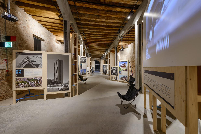 Pabellón de Argentina. Imagen © Andrea Avezzù, Cortesía de la Biennale di Venezia