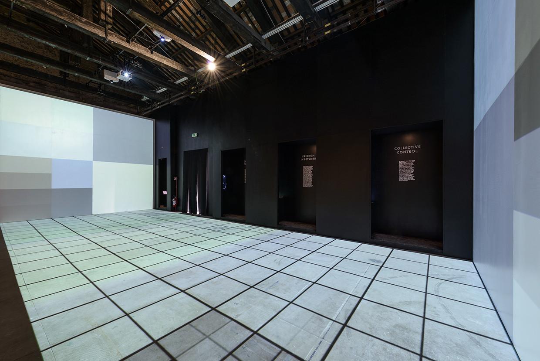 Pabellón de Estonia. Imagen © Andrea Avezzù, Cortesía de la Biennale di Venezia
