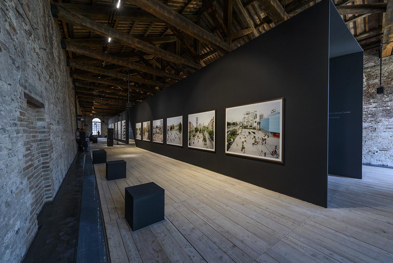 Pabellón de Turquía. Imagen © Andrea Avezzù, Cortesía de la Biennale di Venezia