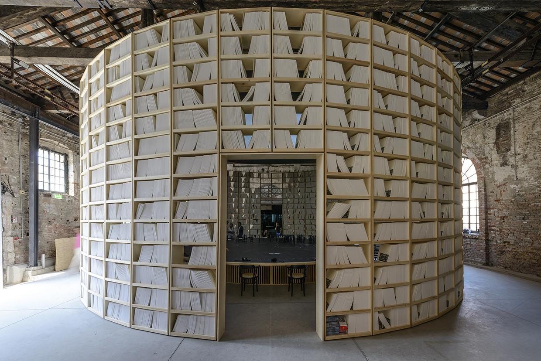 Tour virtual a los pabellones nacionales en la Bienal de Venecia 2014, Pabellón de Baréin Bahrain. Imagen © Andrea Avezzù, Cortesía de la Biennale di Venezia