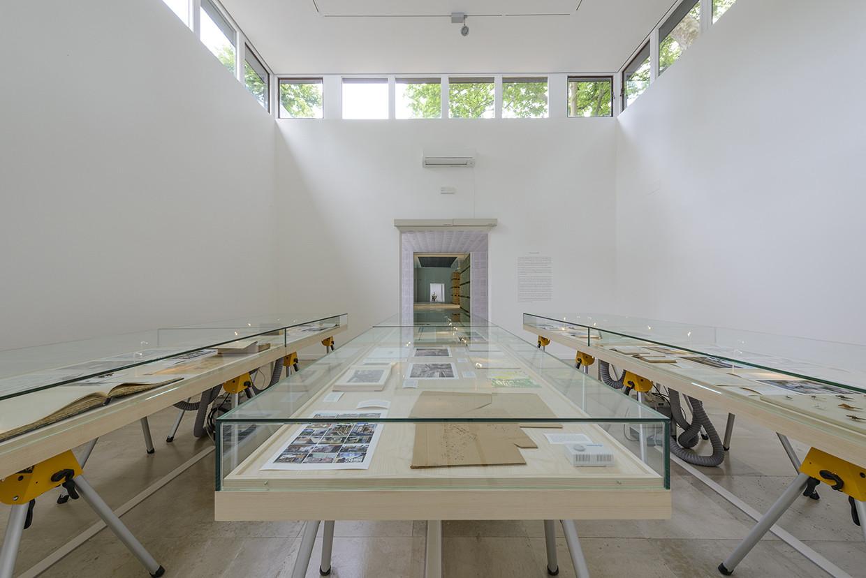 Pabellón de Dinamarca. Imagen © Andrea Avezzù, Cortesía de la Biennale di Venezia