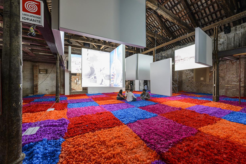 Pabellón de República Dominicana. Imagen © Andrea Avezzù, Cortesía de la Biennale di Venezia