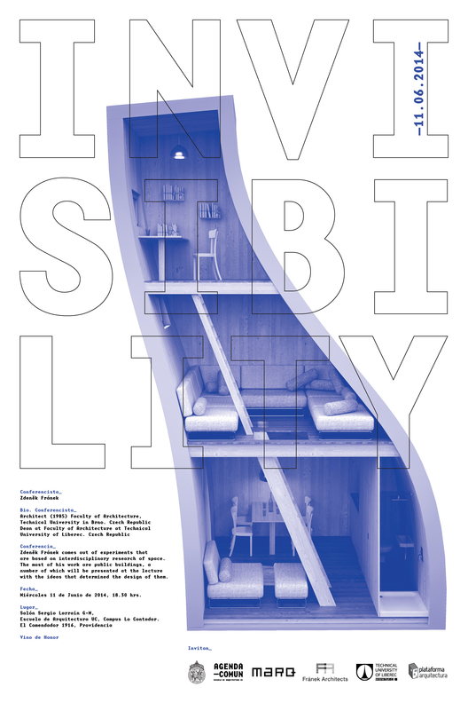 Conferencia MARQ: Invisibility de Zdenek Fránek