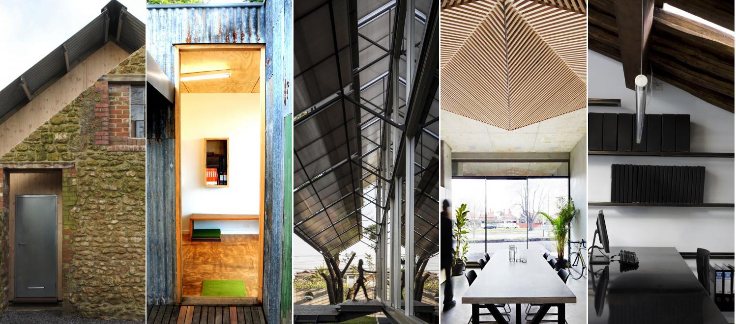 Oficinas: Estudios de arquitectura
