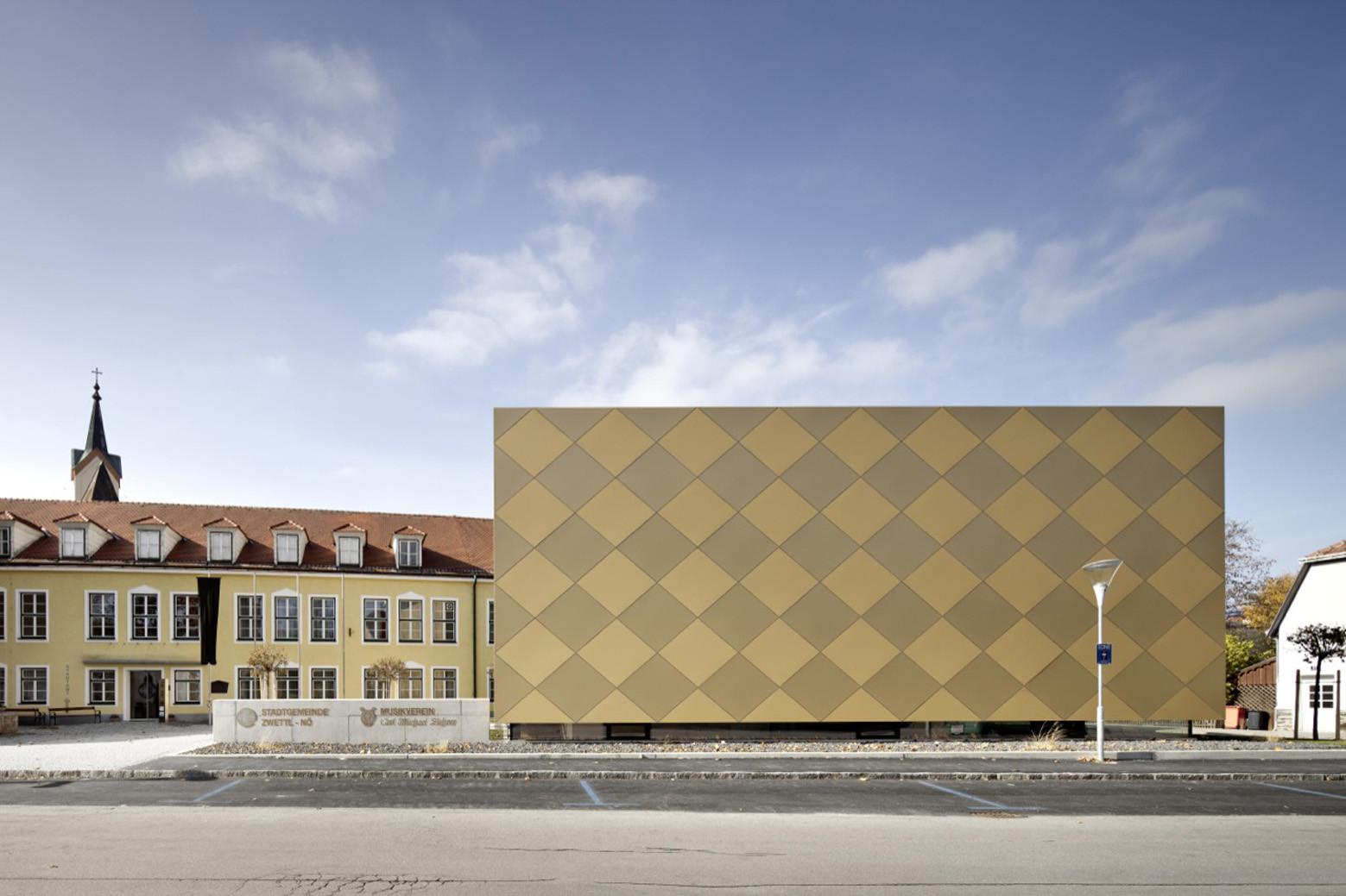 Goldstück, Musikverein / Franz Architekten, Courtesy of Franz Architekten
