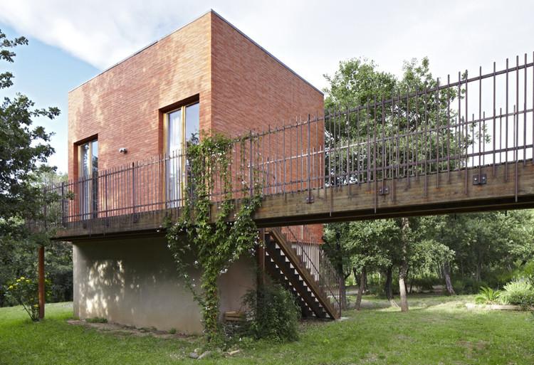 Casa en los Alberes / INCA Architects, © N.Pianfetti