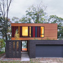Redaction House / Johnsen Schmaling Architects. Image © John J. Macaulay