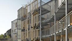24 Housings in Argenton Sur Creuse / Atelier Alassoeur