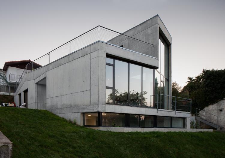 Casa MNGB / VAUMM, © Aitor Ortiz