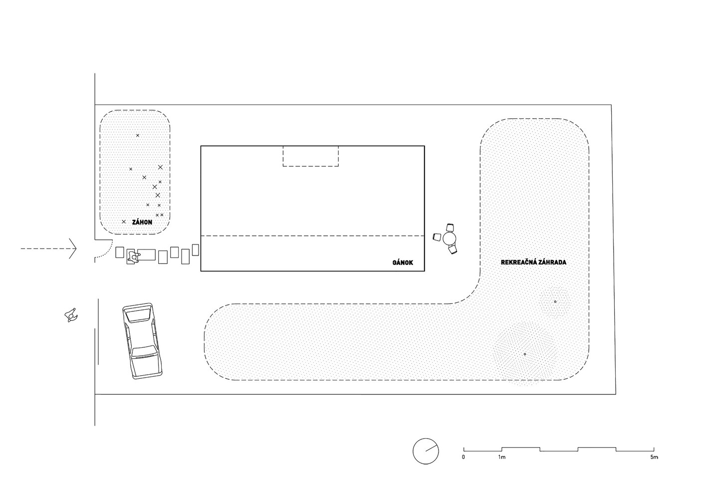 IST-Family House,Site Plan