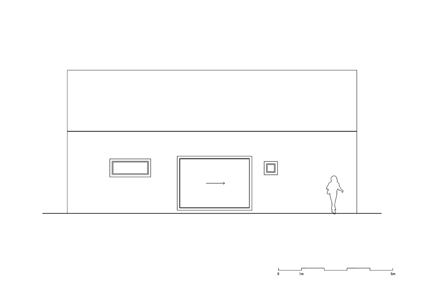 IST-Family House,Elevation 1
