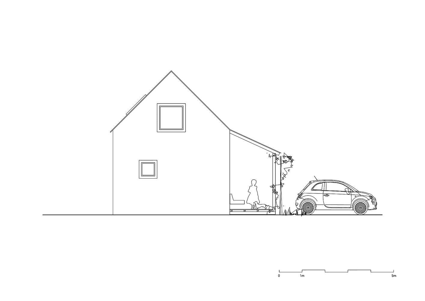 IST-Family House,Elevation 2