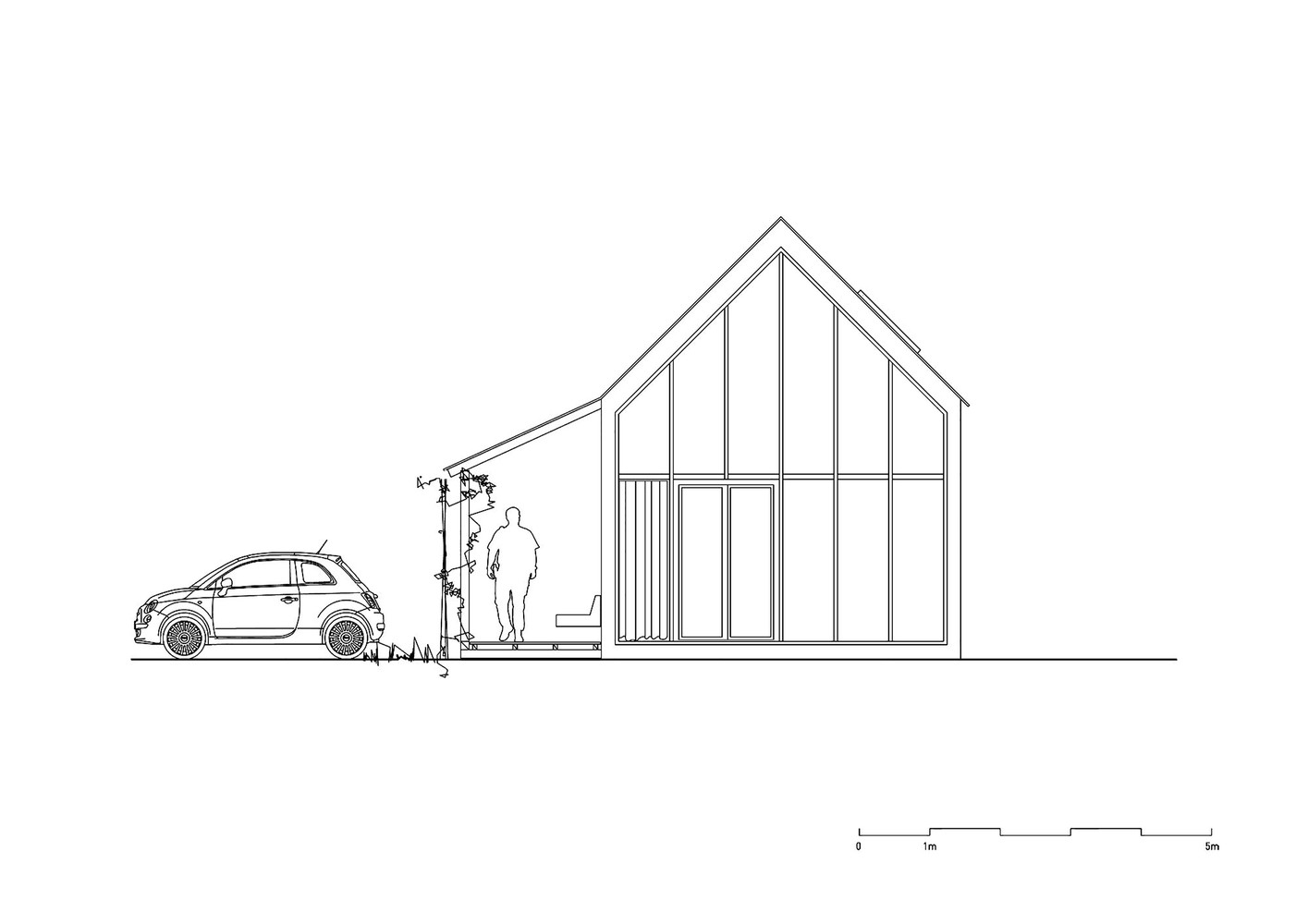 IST-Family House,Elevation 4