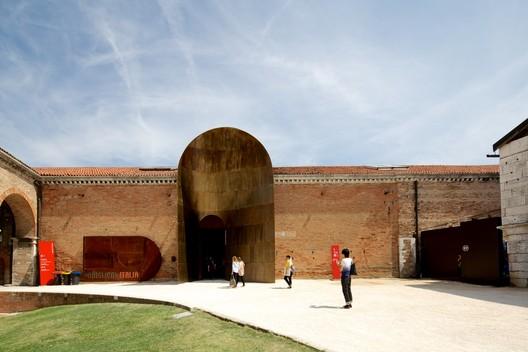 Innesti/Grafting. The Italian Pavilion at the 2014 Venice Biennale. Image © Nico Saieh