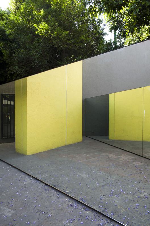 © Ramiro Chaves. Cortesía del Museo Experimental el Eco, ciudad de México