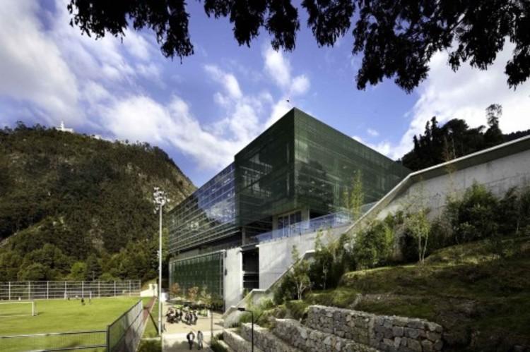Polideportivo Universidad de los Andes / MGP Arquitectos. Image © MGP Arquitectos