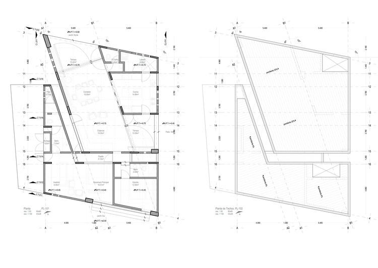 Casa CSC / Estudio MMX