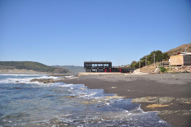 Caleta de Boyeruca / BiG Arquitectos
