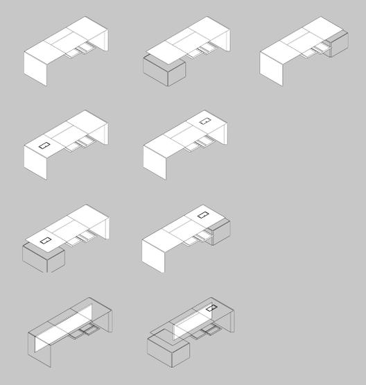 Muebles de oficina Multipli Ceo / Fernando Mayer