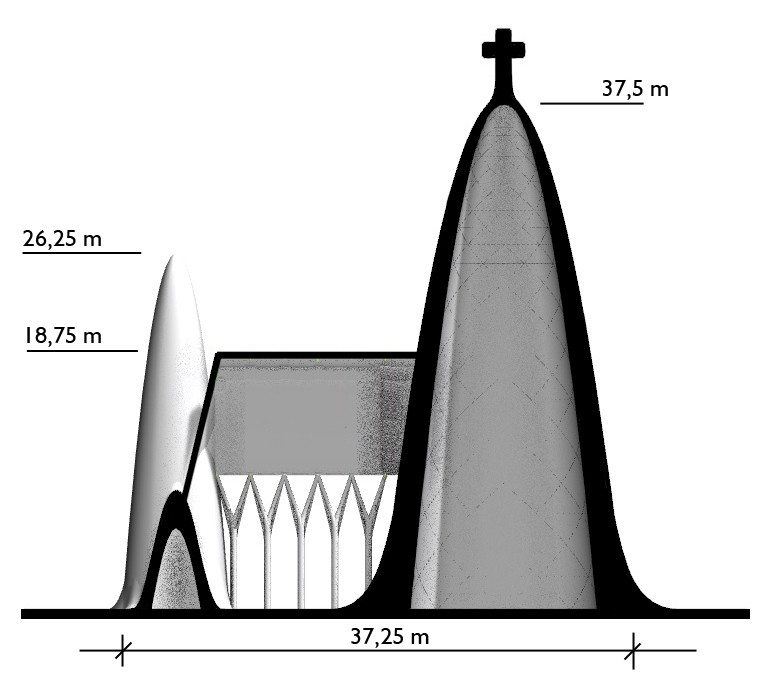 Structural Diagram. Image Courtesy of Eindhoven University of Technology