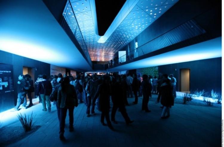 Finalmente se inaugura la Cineteca Nacional del Siglo XXI diseñado por Rojkind Arquitectos