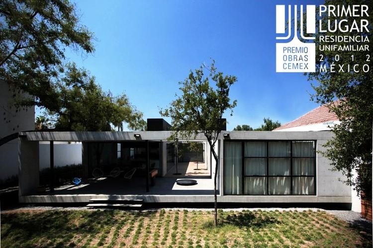 Ganadores Nacionales del Premio Obras CEMEX 2012