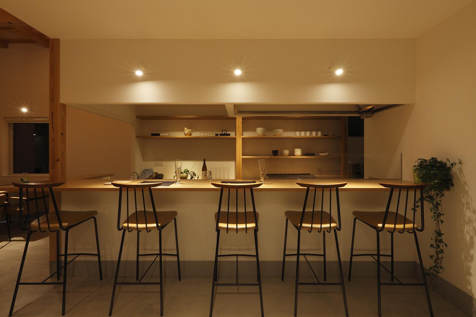 Galeria de higashihayashiguchi alts design office 3 for Woodworks design office 9