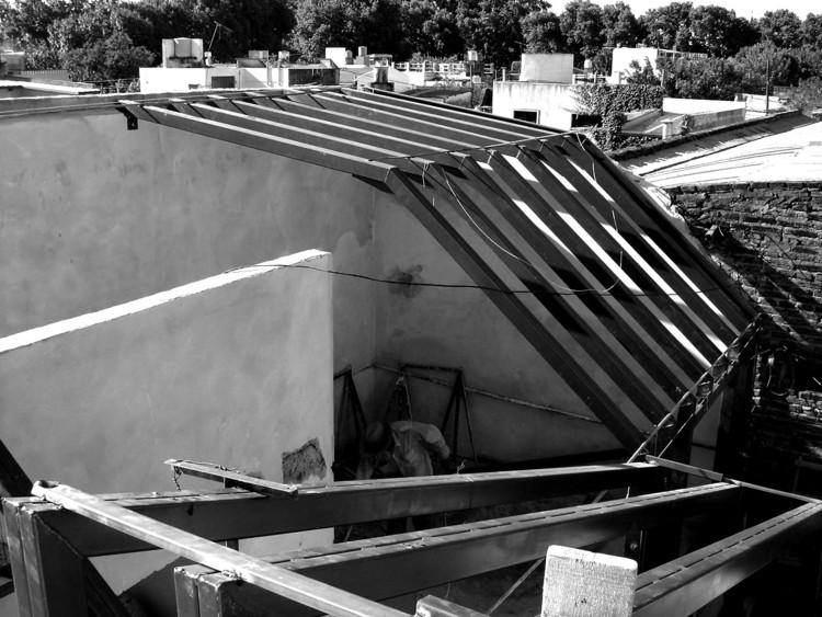 Construcción. Image © Juan Andrés Romanos