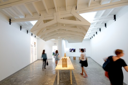 Re-Creation. The Finnish Pavilion at the 2014 Venice Biennale.. Image © Nico Saieh