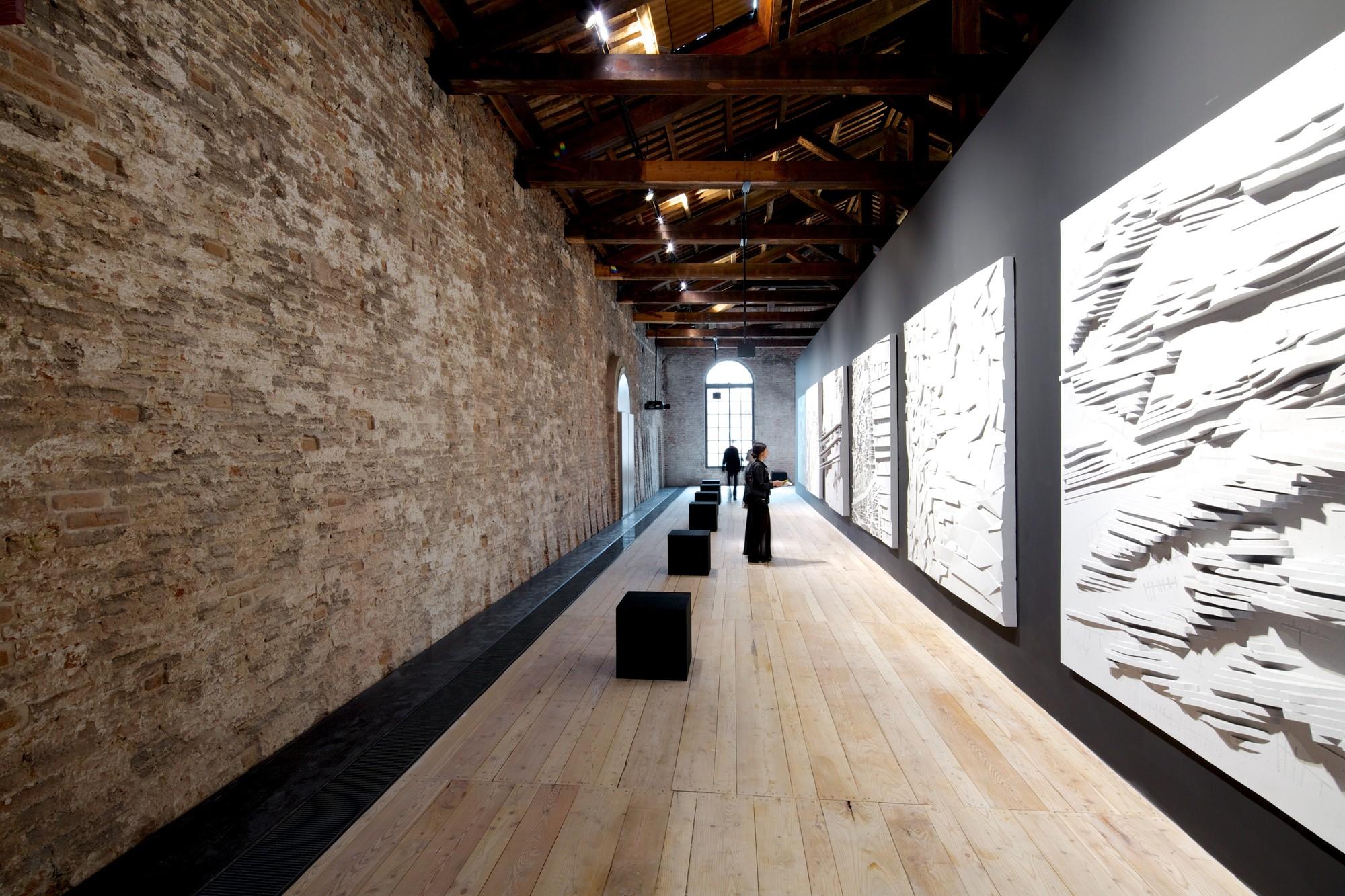 """Places of Memory"" - Turkey's Pavilion at the Venice Biennale 2014, © Nico Saieh"