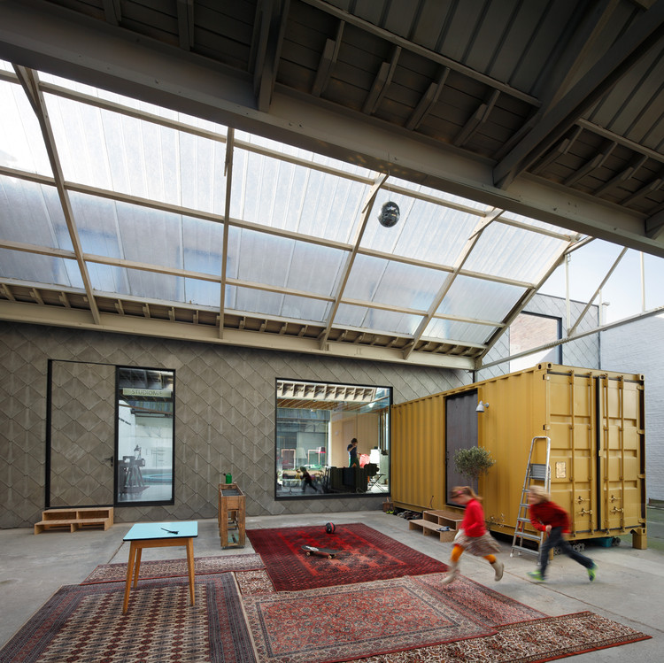 Bomastraat / NU architectuuratelier, © Stijn Bollaert