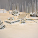 Concept Model. Image © Tod Williams Billie Tsien Architects
