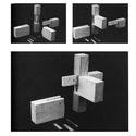 Empalme de triple clavija. Image Courtesy of Torashichi Sumiyoshi y Gengo Matsui