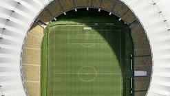 Estructura de cubierta del Estadio Maracaná / schlaich bergermann und partner