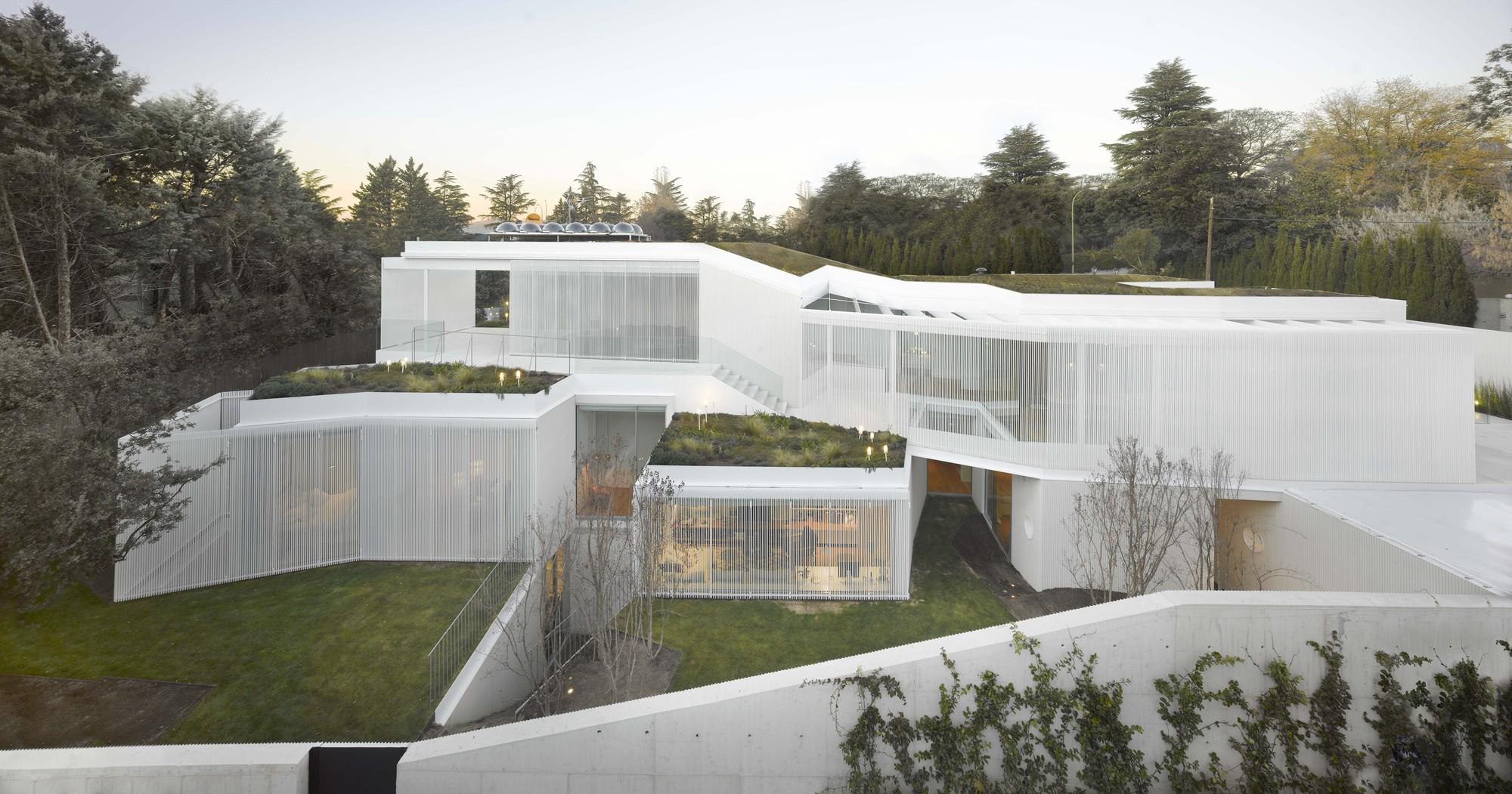 # House # 1.130 / Estudio.Entresitio, © Roland Halbe