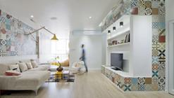 HT Apartment / Landmak Architecture