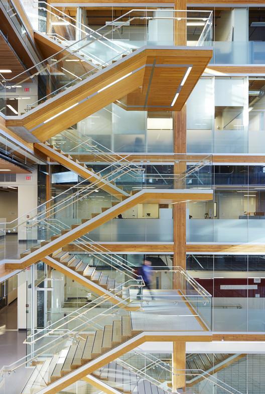 Perkins + Will UBC Earth Sciences Building. Image © Martin Tessler