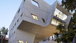 Instituto Issam Fares – Universidade Americana de Beirut / Zaha Hadid Architects