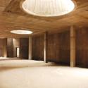 Light permeates. Image Courtesy of Indigo Architects, Ahmedabad