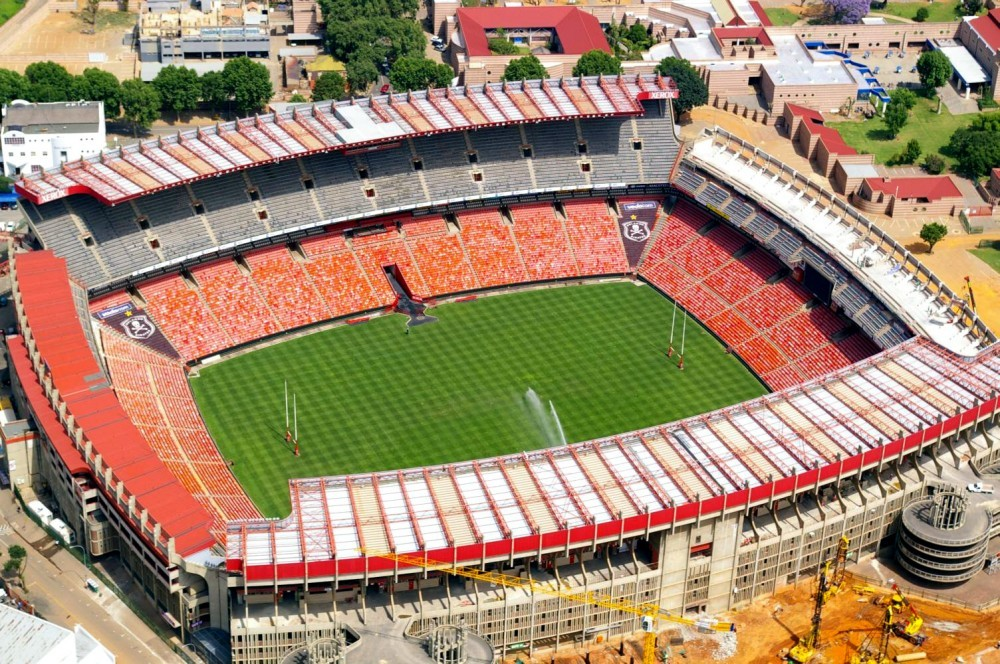 Ellis Park. Image Cortesia de DBM Architects-JDA