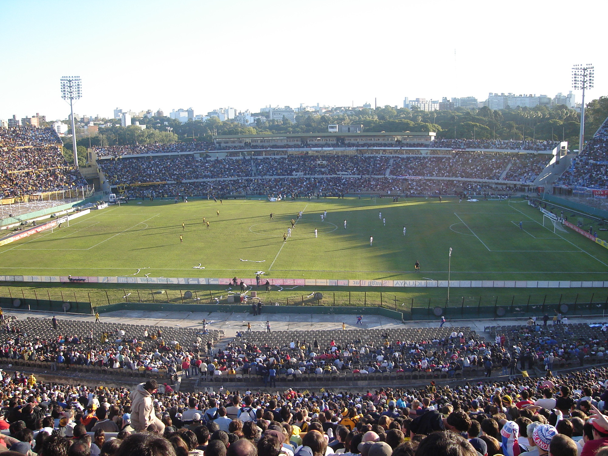 Estadio Centenario. Image © Flodigrip's world