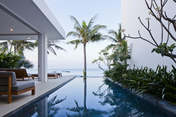 Oceanique Villas / MM++ architects, © Hiroyuki OKI