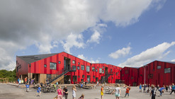 La escuela Vibeeng / Arkitema Architects