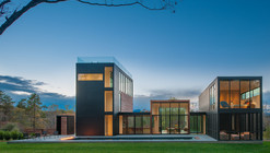 4 Springs Lane / Robert M. Gurney Architect